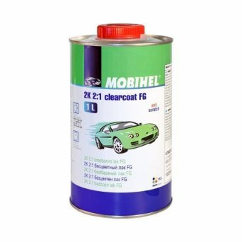 Лак MOBIHEL MS  2+1 FG Anti-scratch Full Gloss (1л+0,5л)