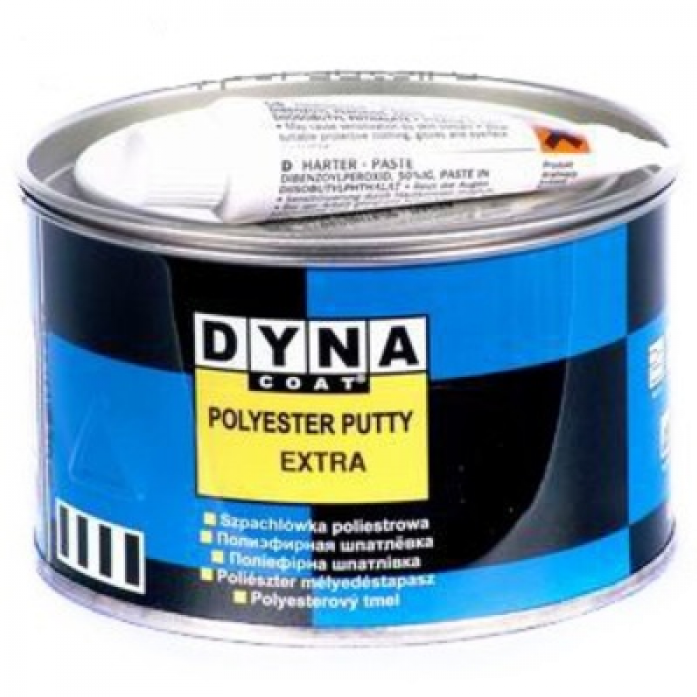 DYNA Шпатлевка финишная PUTTY EXTRA 0,4 кг (0,25л)