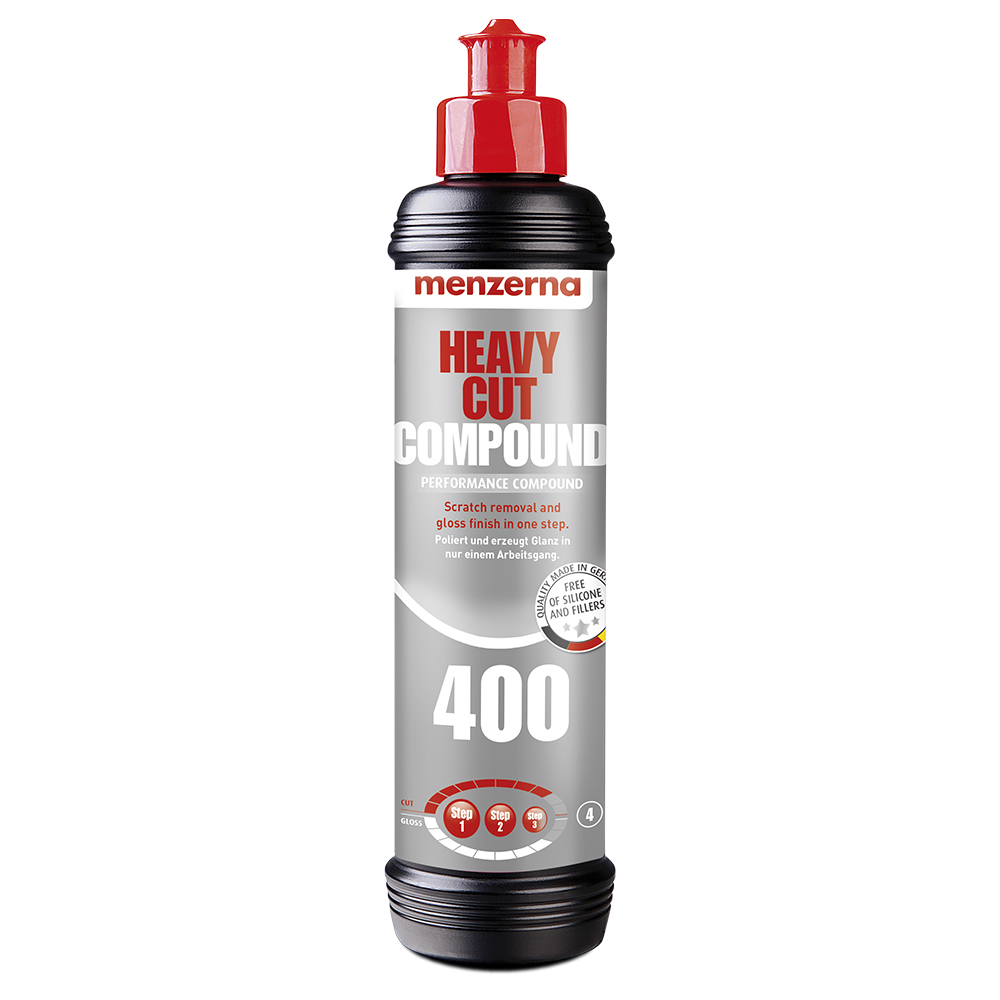 MENZERNA Heavy Cut Compound 400 (250ml)